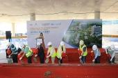 Tập đoàn Hòa Bình: Hoàn thành giai đoạn hai gói thầu dự án khu nghỉ dưỡng ALMA Nha Trang