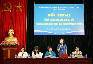 Cục Thuế Hà Nội: Đồng hành với BHXH bảo vệ người lao động