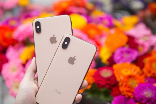 """Thành công của iPhone Xs Max sẽ giúp Apple """"lên mây"""""""
