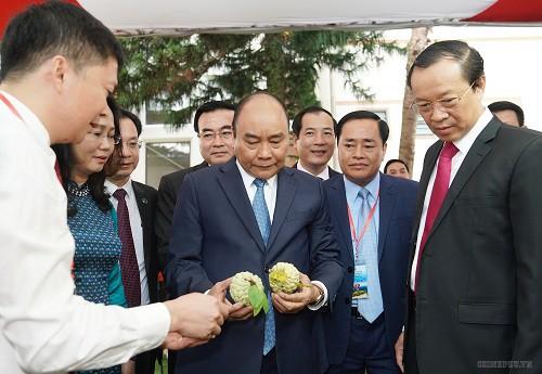 Thủ tướng Nguyễn Xuân Phúc: Chúng ta cần một nền kinh tế mạnh