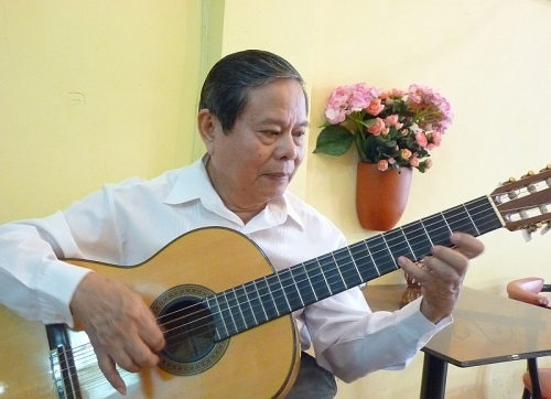 Những người ươm mầm tình yêu guitar cho giới trẻ