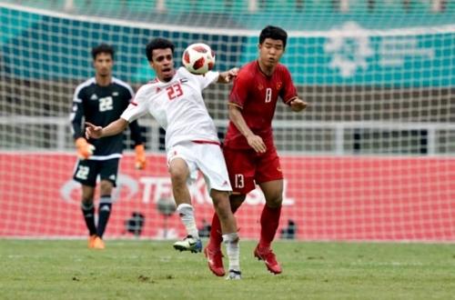 U22 Việt Nam sẽ không lo bị lộ bài khi đá giao hữu với U22 UAE