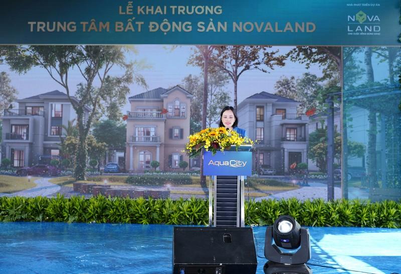 novaland khai truong trung tam bat dong san tai dong nai