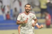 UAE âu lo khi mất chân sút số một lịch sử ở trận gặp Việt Nam