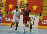 Hòa thất vọng trước Indonesia, cơ hội nào cho futsal Việt Nam?