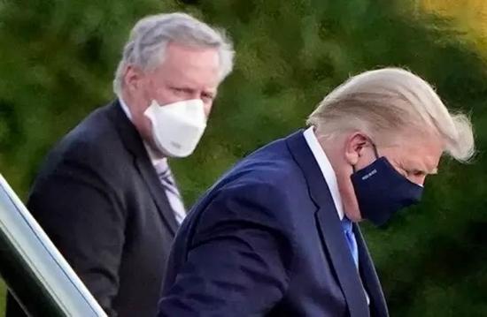 Bác sĩ Nhà Trắng tiết lộ liệu pháp trị Covid-19 cho ông Trump