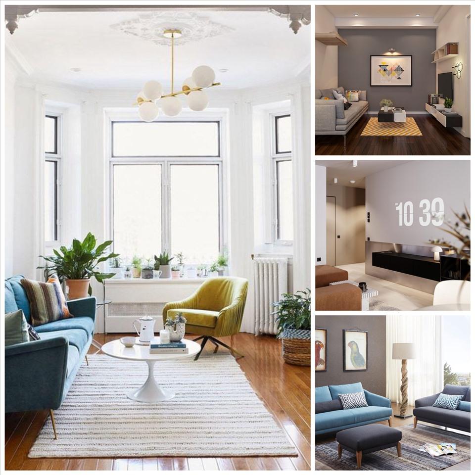 5 quy tắc chọn đồ nội thất giúp nhà nhỏ trở nên rộng rãi