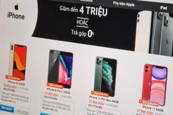 iPhone 12 ra mắt, nhiều dòng iPhone giảm giá chưa từng có