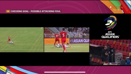 Tuyển Việt Nam thua đau Oman vì VAR và kinh nghiệm chơi bóng