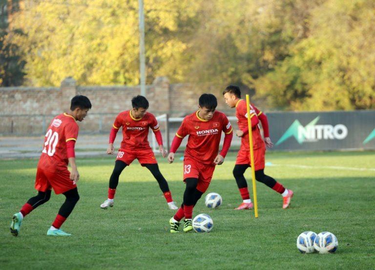 U23 Việt Nam hướng đến thắng đậm trước U23 Đài Bắc Trung Hoa