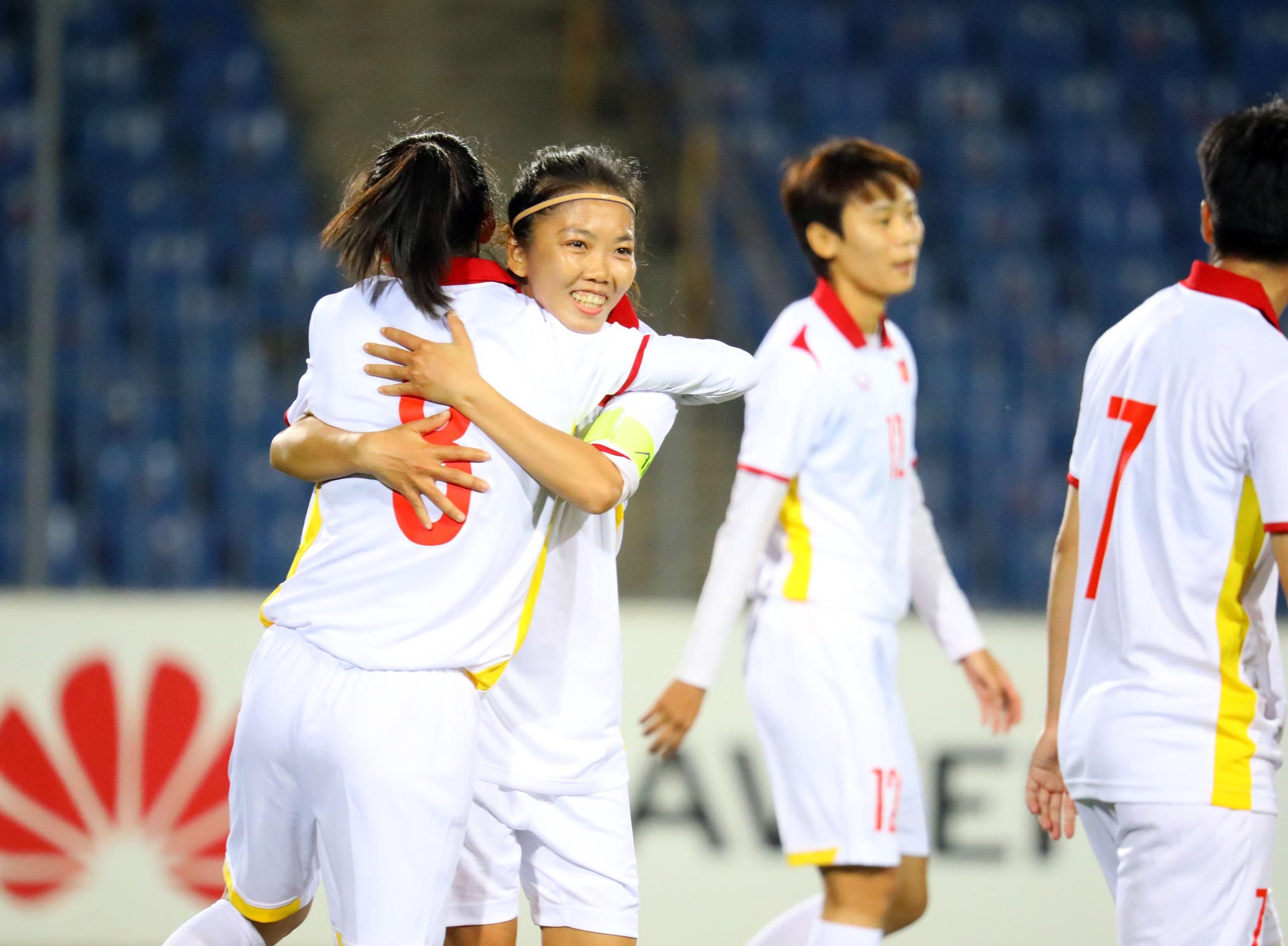 Tuyển nữ Việt Nam và cơ hội giành tấm vé dự World Cup nữ 2023