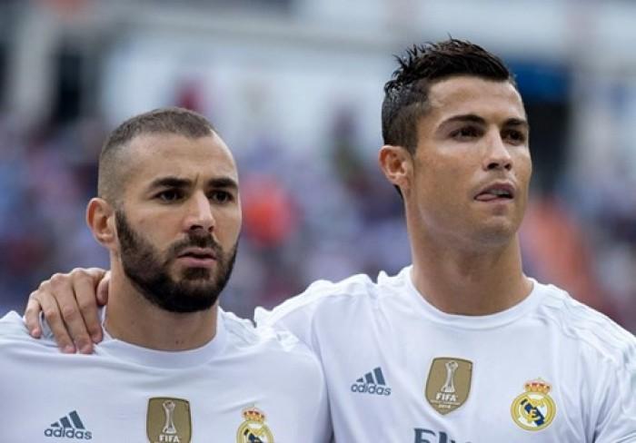 Real tiết lộ 'kịch bản' thay thế Ronaldo và Benzema
