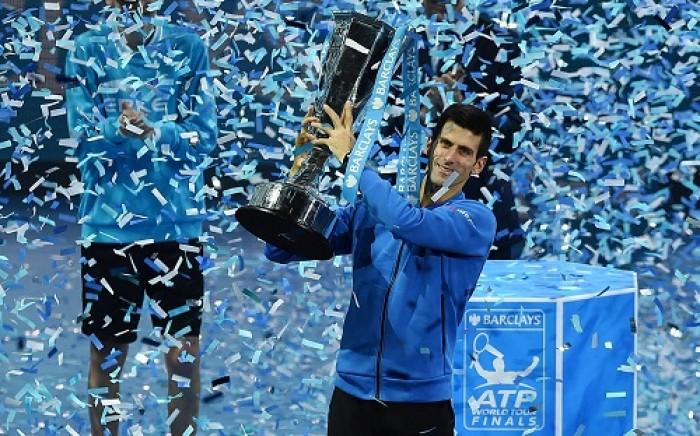 Djokovic vô địch World Tour Finals năm thứ tư liên tiếp