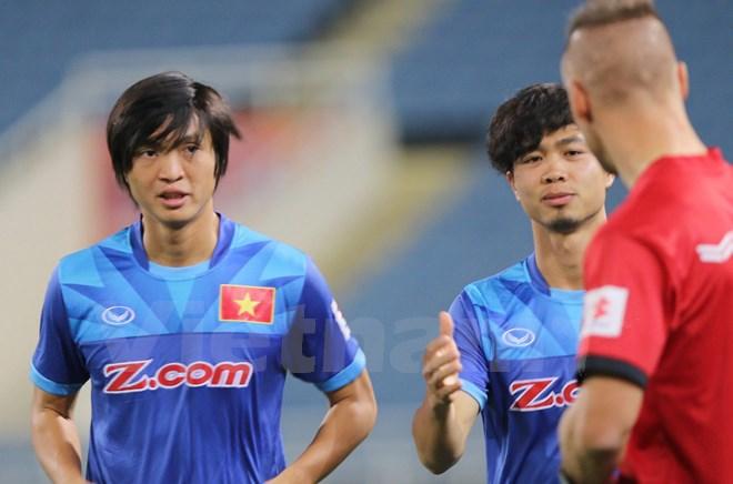 Tuyển Việt Nam ghi 5 bàn, Tuấn Anh vẫn chưa thấy hài lòng
