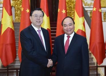 Việt Nam - Trung Quốc: Tăng cường hợp tác, đầu tư