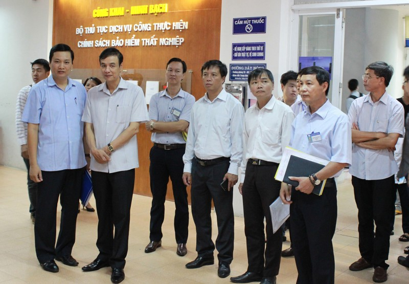Trung tâm Dịch vụ Việc làm Hà Nội: Mô hình hoạt động hiệu quả