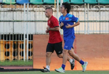 Danh sách chính thức ĐT Việt Nam dự AFF Cup 2016