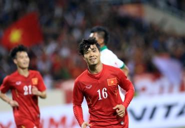 Vì sao Công Phượng không được thi đấu trước Myanmar?