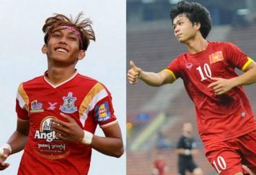 'Messi Việt Nam' và 'Messi Campuchia', ai hay hơn ai?