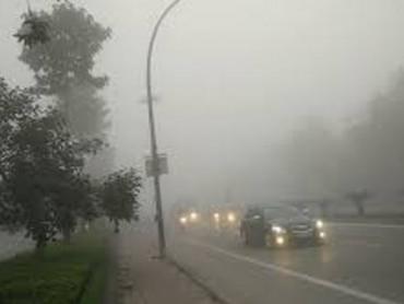 'Bí quyết bỏ túi' của các tay lái trong thời tiết sương mù