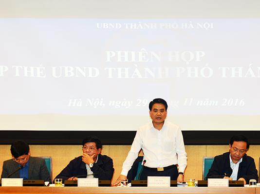 Hà Nội bố trí gần 54.000 tỷ đồng phát triển hạ tầng thoát nước đô thị