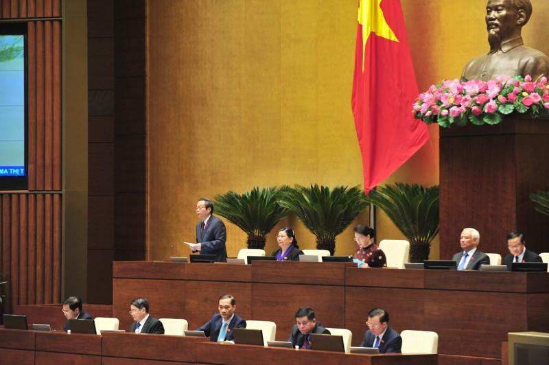 Kỳ họp thứ Tư Quốc hội Khóa XIV: Tăng trưởng phải đi liền với an sinh xã hội
