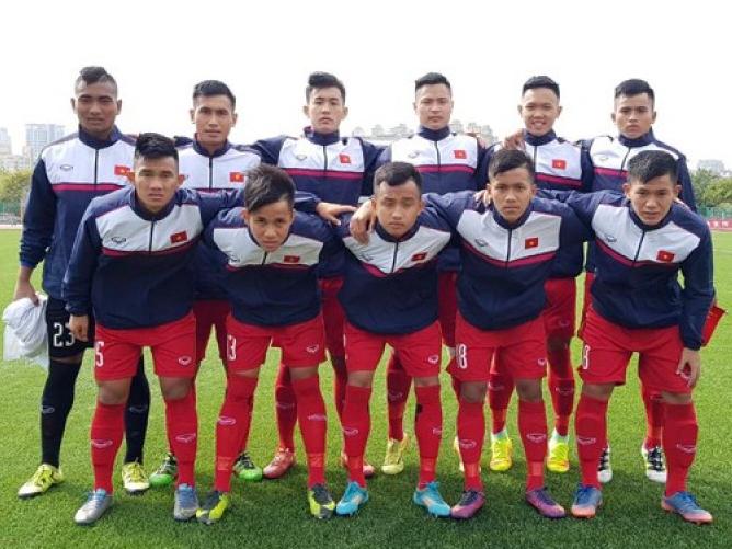 U19 Việt Nam có thể giành quyền tham dự VCK U19 châu Á 2018 sớm