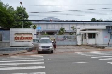 Công an Phú Quốc nổ súng trấn áp côn đồ vào bệnh viện truy sát