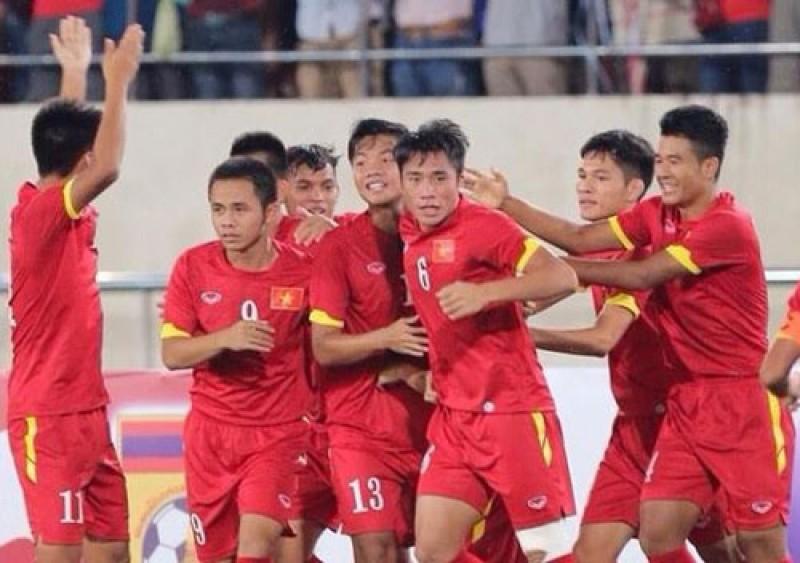 U19 Việt Nam xếp trên Hàn Quốc, Thái Lan tại VCK U19 châu Á 2018