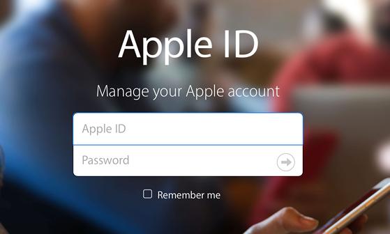 Mất tài khoản Apple ID vì một tin nhắn