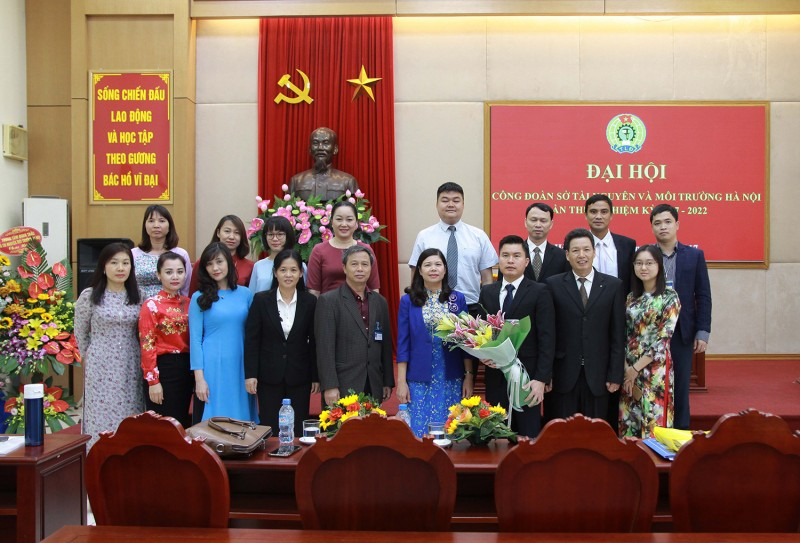 Tổ chức thành công Đại hội CĐ nhiệm kỳ 2017 - 2022