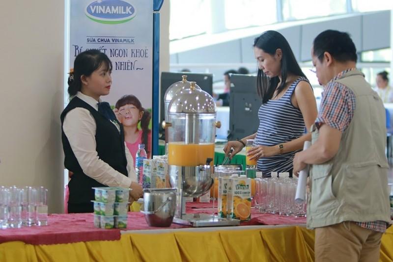 Sản phẩm Vinamilk được lựa chọn để phục vụ Hội nghị cấp cao APEC