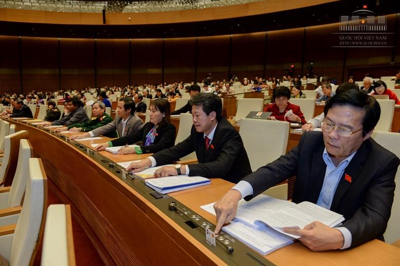 Quốc hội thông qua Luật Lâm nghiệp