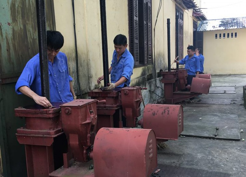Cải thiện an toàn và  sức khỏe nghề nghiệp cho lao động trẻ