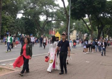 Phố đi bộ quanh hồ Hoàn Kiếm và phụ cận: Tạo điểm nhấn du lịch Thủ đô