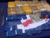 Bắt quả tang 2 đối tượng vận chuyển hơn 26.200 viên ma túy tổng hợp
