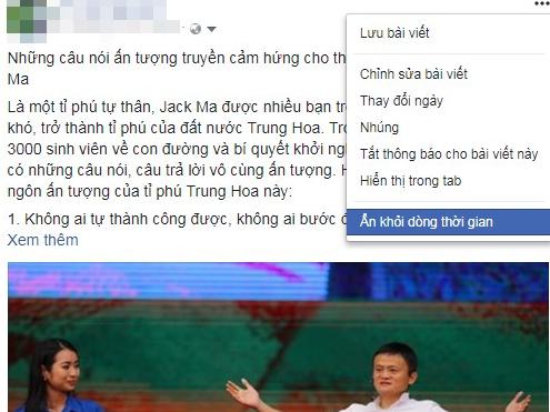 Từ nay người dùng không thể xóa bài đăng trên facebook