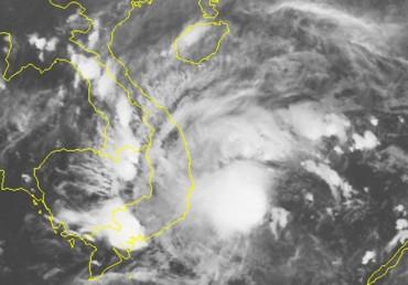 Bão đã suy yếu thành áp thấp nhiệt đới, mưa lớn kéo dài 1 tuần