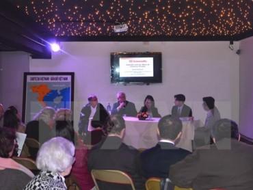 AAFV tích cực thúc đẩy quan hệ đối tác chiến lược Pháp-Việt