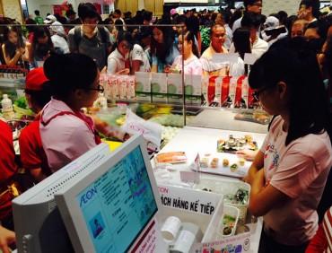 Việt Nam hấp dẫn doanh nghiệp bán lẻ Nhật Bản