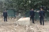 Hà Nội: Đóng cửa bãi xe không phép tại số 52 Phạm Hùng