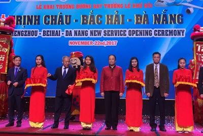 Đà Nẵng mở thêm đường bay quốc tế đến Trung Quốc