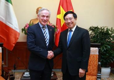Ireland triển khai Chiến lược hợp tác với Việt Nam tới 2020