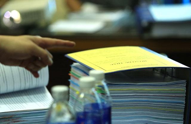 Yêu cầu báo cáo thuế 3 năm gần nhất trong hồ sơ dự thầu