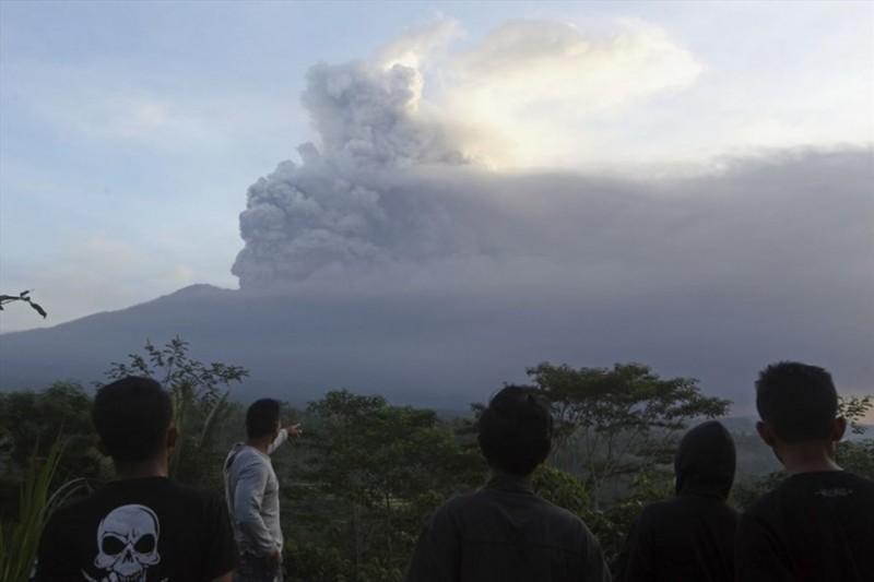Nhóm du khách Việt mắc kẹt ở Bali đã về Jakarta an toàn