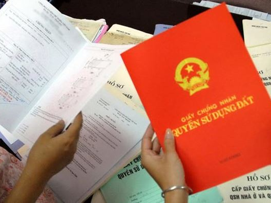 Bộ Tài nguyên và Môi trường: Người dân được giữ nguyên sổ đỏ cũ