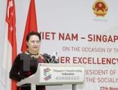 Tạo điều kiện thuận lợi cho các doanh nghiệp Singapore đầu tư vào Việt Nam