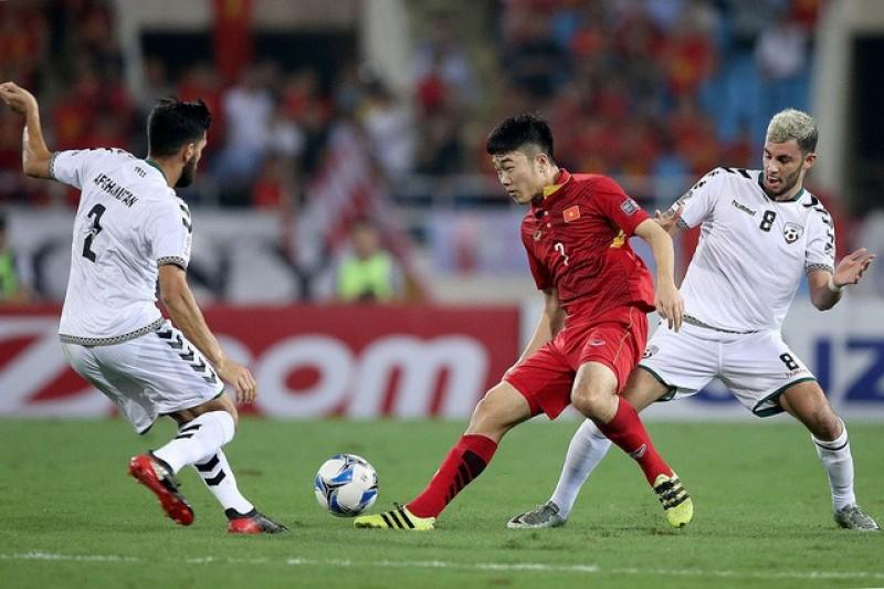 Đội tuyển U23 Việt Nam chuẩn bị tranh tài trên đất Thái