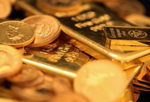 Giá vàng quay đầu giảm trong ngày cuối tuần