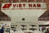 Việt Nam lần đầu tham gia triển lãm quốc phòng tại Indonesia